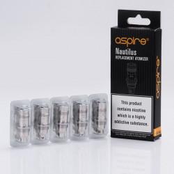 Aspire Nautilus 2 Coils - .7Ω