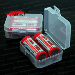 Efest 2 x 18500 Battery Case