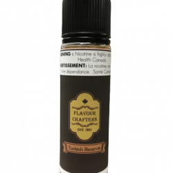 Flavour Crafters - Turkish Reserve (60ml) 3mg